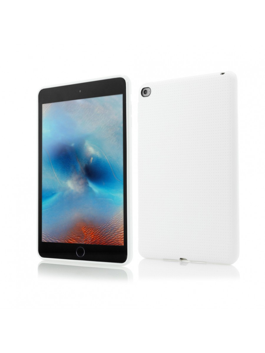 ipad air 2 tpu grid series white lahovari service